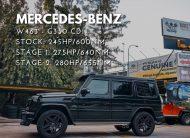 MERCEDES BENZ W463 G350 CDI