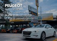 Peugeot 508 1.6THP